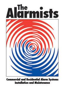 The Alarmists logo.