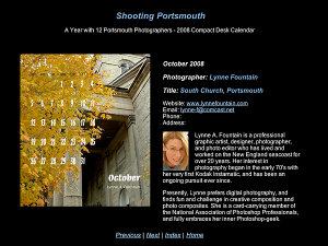 Shooting Portsmouth-October 2008.