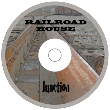 Railroad House Band - Junction CD
