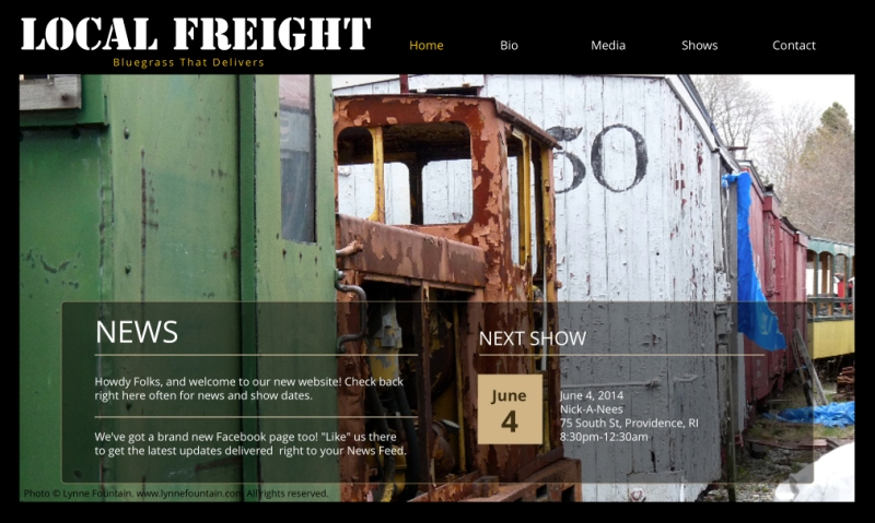 local-freight-site