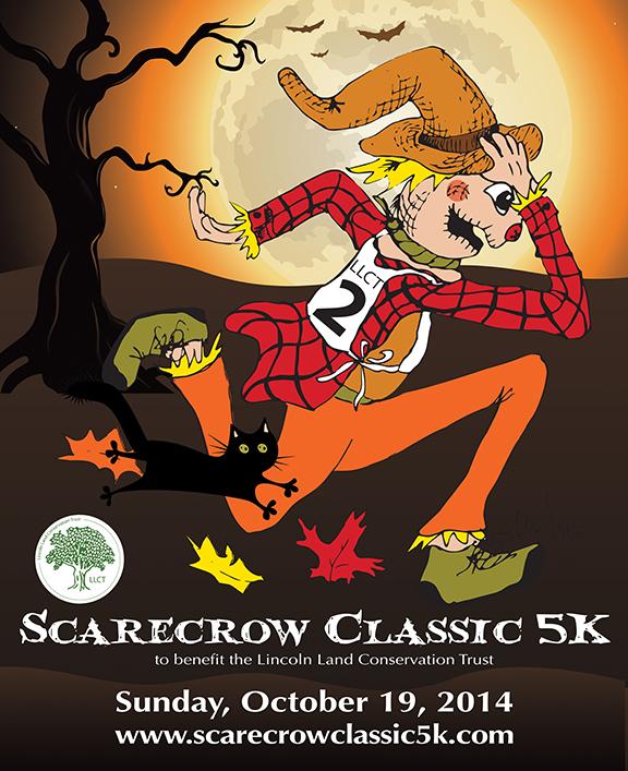 Scarecrow Classic 5K poster
