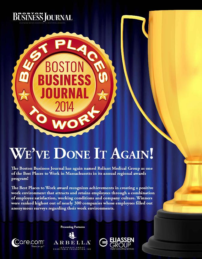 award poster