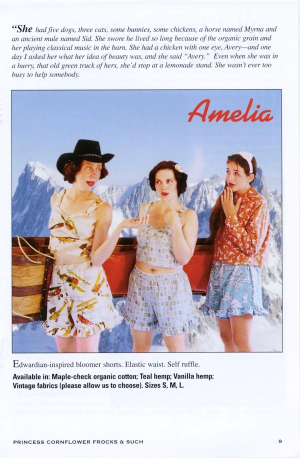 Amelia Shorts