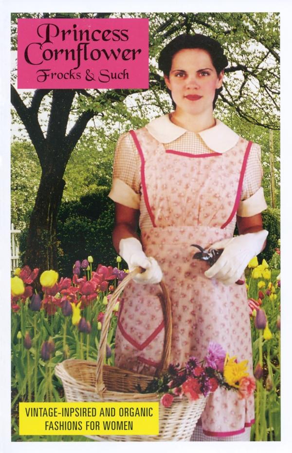 Princess cornflower Cover