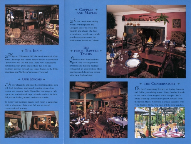 3Chimneys Brochure-Inside Open