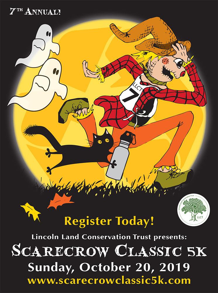 2019-Scarecrow-5K-Poster