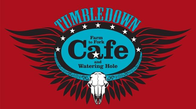 Tumbledown curved