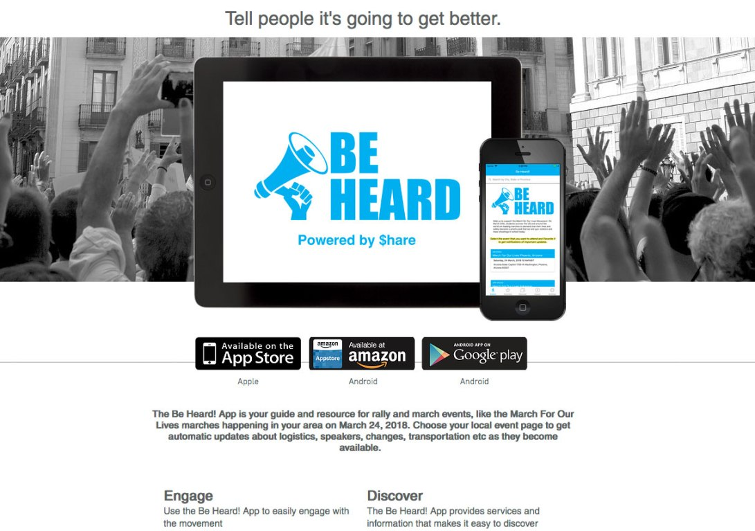 BeHeard_site